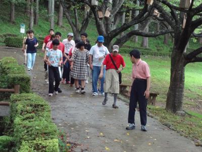 森林公園でバーベキュー!_a0154110_15435241.jpg