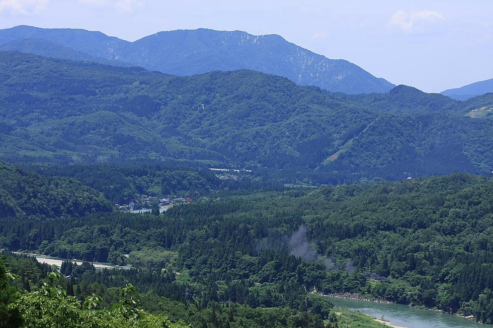 緑の山と川 - 2012年初夏・磐西 -  _b0190710_222691.jpg