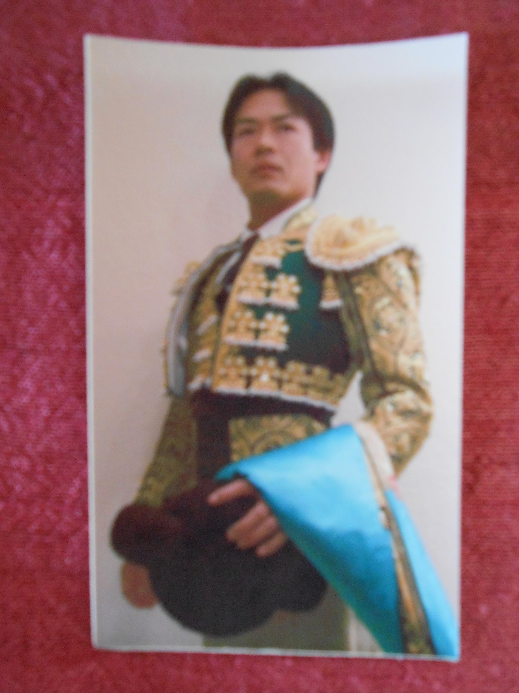 闘牛士 濃野平さん_a0214711_76524.jpg