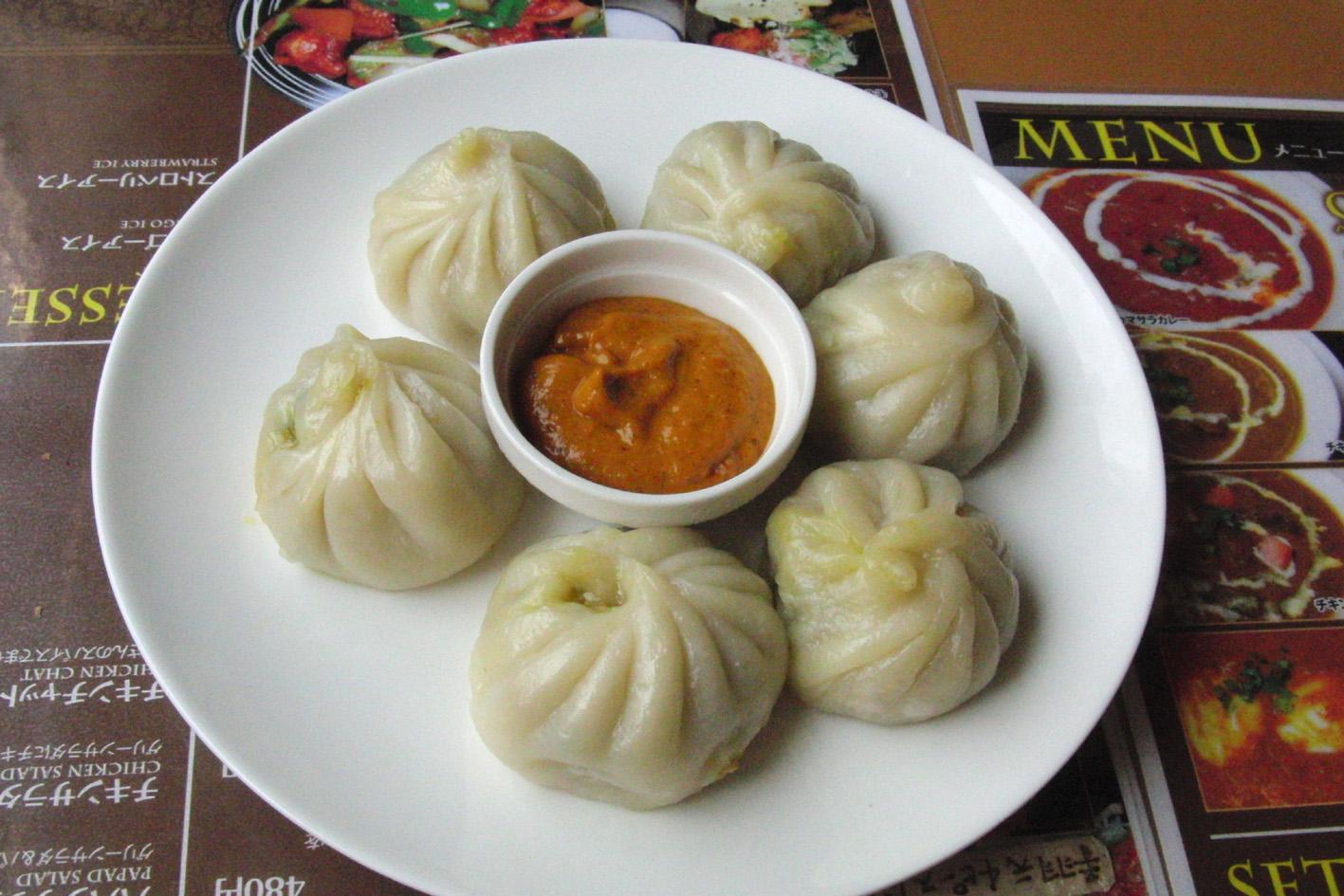 チベット料理 だったのか・・ : 北の水辺から