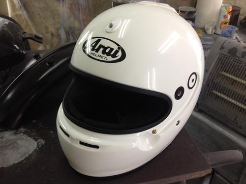 四輪用ヘルメットのペイントもしますよ!_a0164918_22525292.jpg