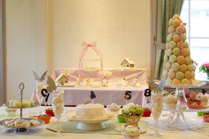 Sabrina Styleさん お菓子の展示会_a0275527_0264841.jpg