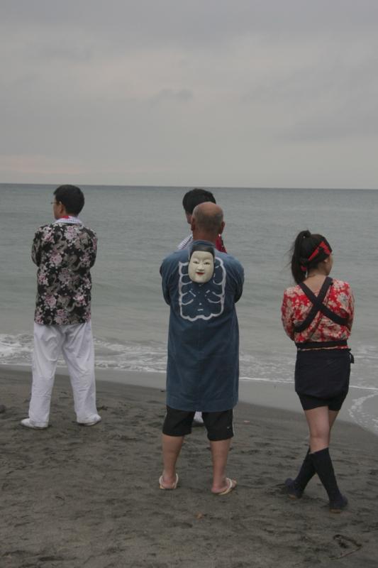 秋谷スケッチ120707  秋谷神社お祭り AKIYA SPIRIT-6_f0156448_11584563.jpg