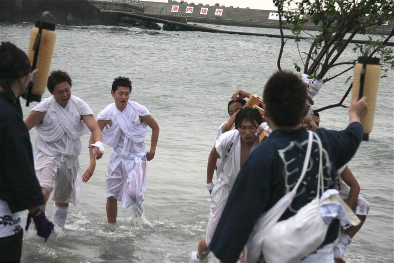 秋谷スケッチ120707  秋谷神社お祭り AKIYA SPIRIT-6_f0156448_1859098.jpg
