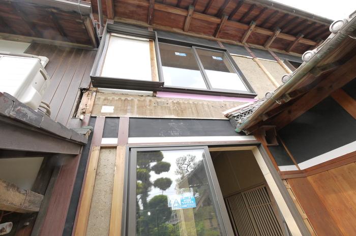 本格木造住宅大改造11 バルコニーをダイエット _e0214805_9565550.jpg