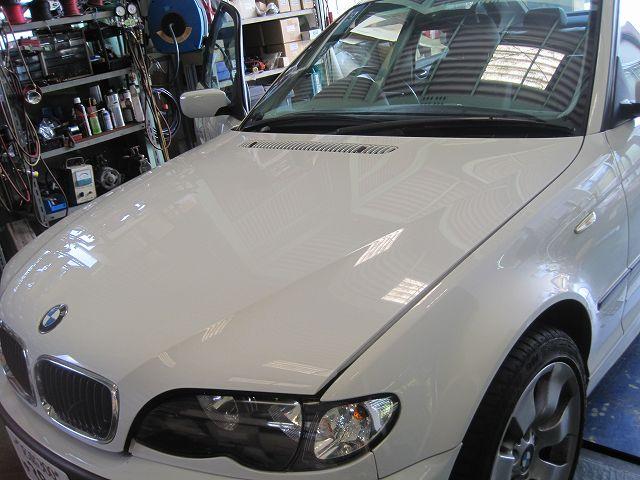 BMW E46 エアコンの風が出ない。_e0169210_002261.jpg