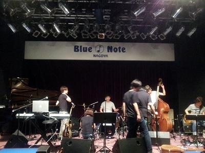 名古屋 Blue Note_e0123412_1181721.jpg