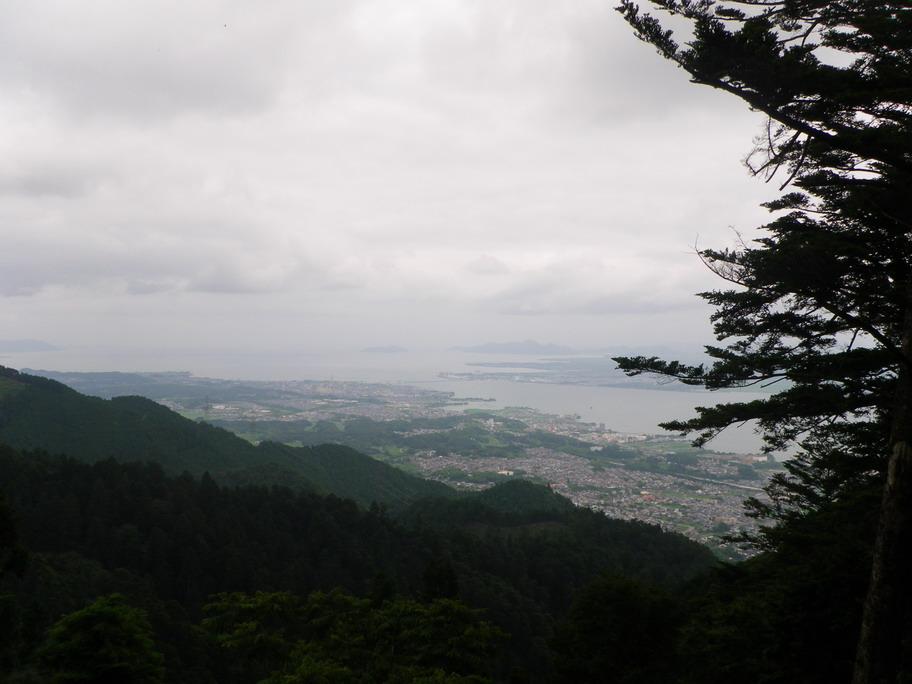 山歩き:比叡山越え_b0134026_17392077.jpg