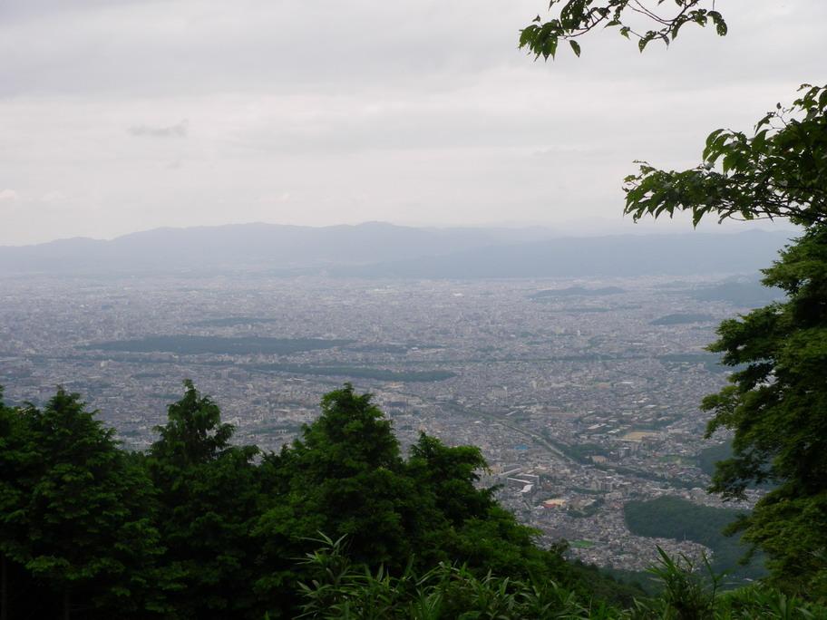 山歩き:比叡山越え_b0134026_1753028.jpg