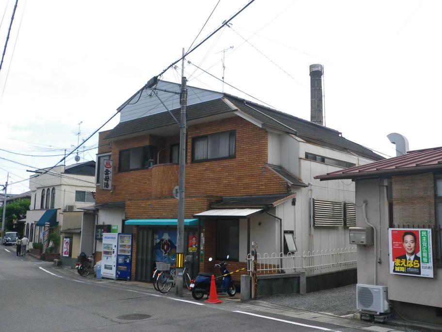 山歩き:比叡山越え_b0134026_17571262.jpg
