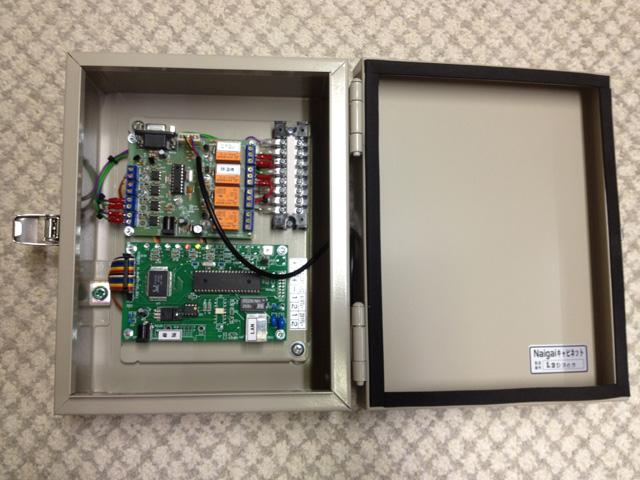 エアコン、除湿機コントローラ盤_c0061727_22283338.jpg