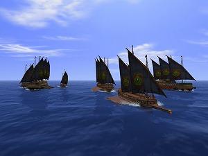 『大航海時代 Online 2nd Age』プレアップデート「Reconquistaレコンキスタ」7月17日実施決定!_e0025035_10383870.jpg