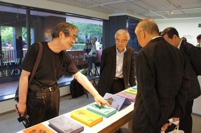 『太田徹也のSlmapと「国際単位」』展が開催中です_f0171840_14193213.jpg