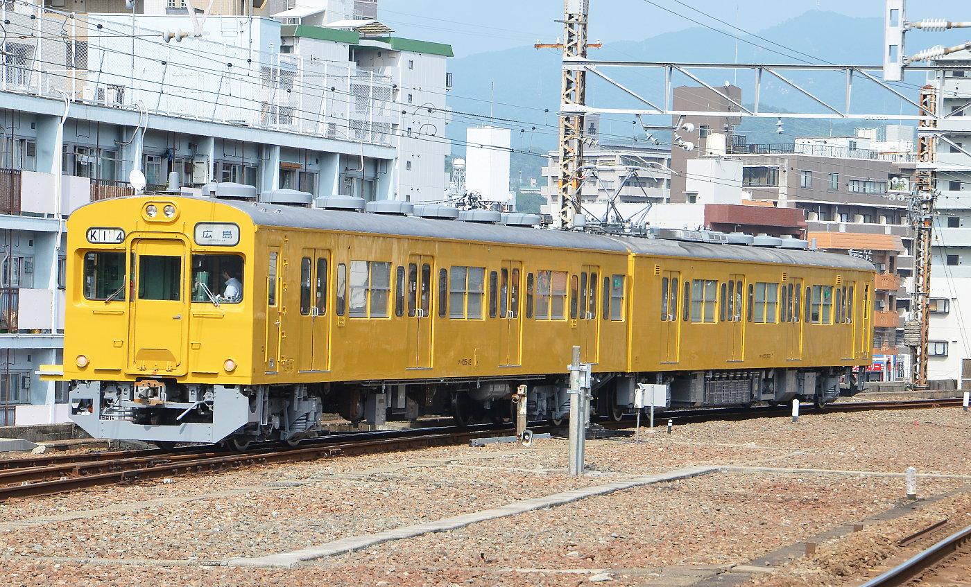 在来車の動き(13)・・ヒロ105系_a0251146_1738268.jpg