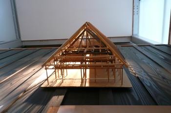 トマトの家を建ててみました。_a0017350_0455313.jpg