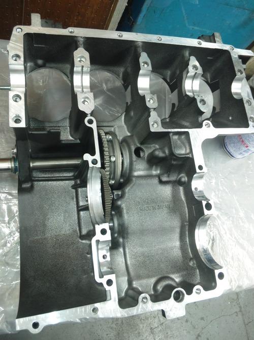 GPZ900R エンジンオーバーホルですなっ。その4_a0163159_2211291.jpg