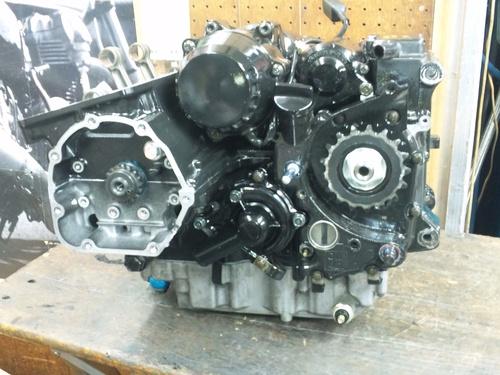 GPZ900R エンジンオーバーホルですなっ。その4_a0163159_22163919.jpg