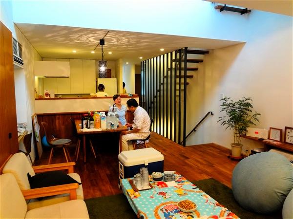 「浅草の家」竣工披露の宴_f0230666_174249100.jpg