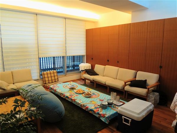 「浅草の家」竣工披露の宴_f0230666_17431565.jpg