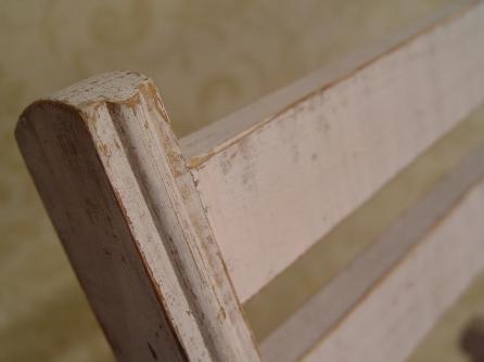 白ペンキ・木製折りたたみイス 2脚仕上がりました!_a0096367_2132232.jpg