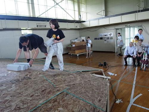 三笠プロジェクト2012・5日目_c0189970_14415123.jpg