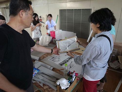三笠プロジェクト2012・5日目_c0189970_14425275.jpg