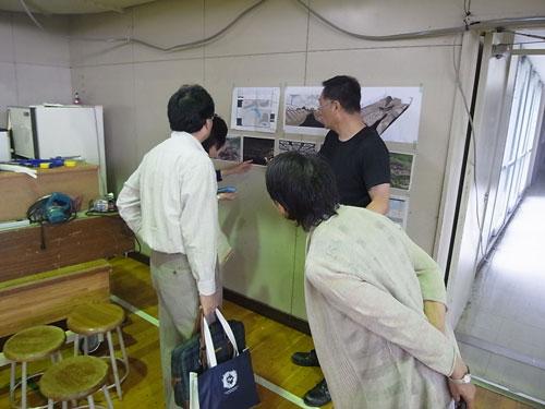 三笠プロジェクト2012・5日目_c0189970_14484636.jpg