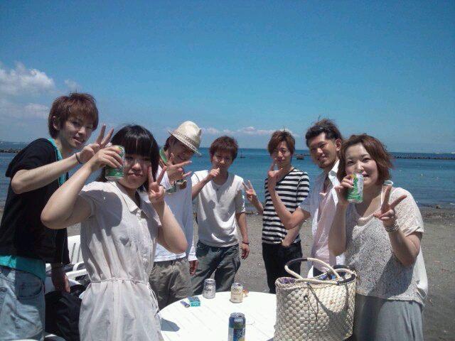 夏男&夏娘_d0062076_1495163.jpg
