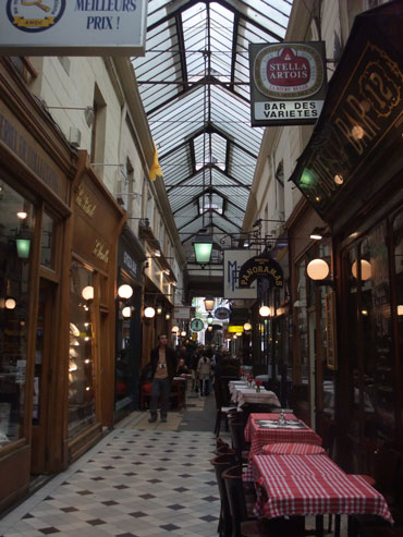 parisのレストラン  Passsage  53_f0127281_1356861.jpg