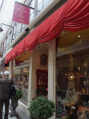 parisのレストラン  Passsage  53_f0127281_1462228.jpg