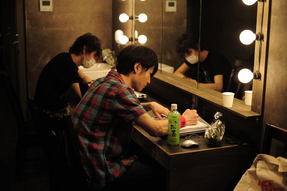 2012.6.9 忘れらんねえよ 1st アルバム ツアーファイナル!_f0144394_14141381.jpg