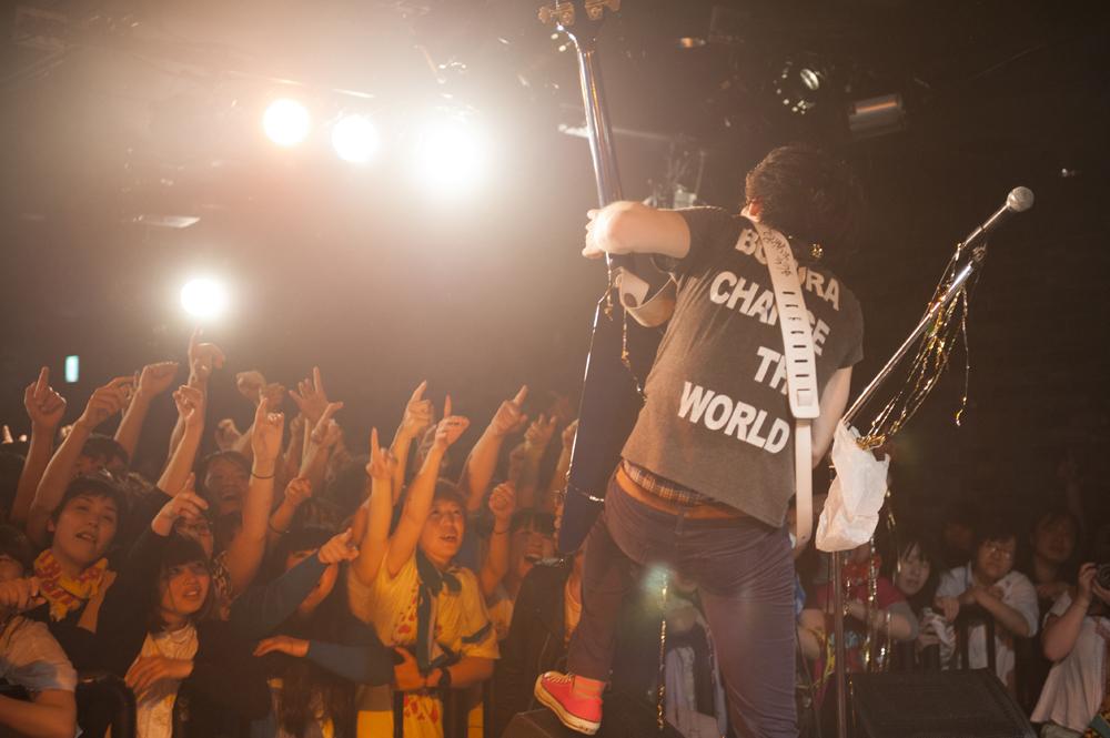 2012.6.9 忘れらんねえよ 1st アルバム ツアーファイナル!_f0144394_14174533.jpg