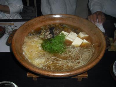スッポン料理_c0081499_9315997.jpg
