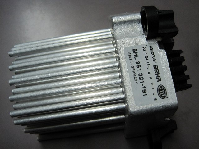 BMW E46 エアコンの風が出ない。_e0169210_002956.jpg
