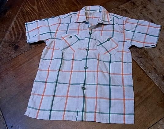 7/14(土)入荷!50'S コットンシャツ!_c0144020_1431667.jpg