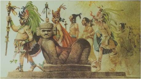 マヤ神聖暦の新しい始まり!_b0213435_23451843.jpg