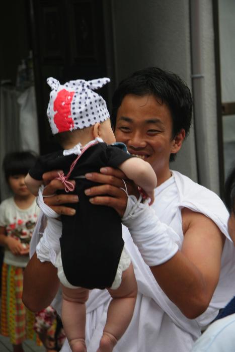 秋谷スケッチ120707  秋谷神社お祭り AKIYA SPIRIT-8_f0156448_12511883.jpg