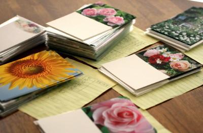 ◆バラのポストカード_e0154682_23283272.jpg