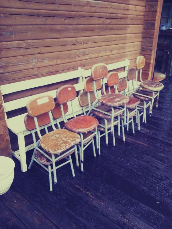 古材チーク家具展とbag collection_c0246783_2210767.jpg