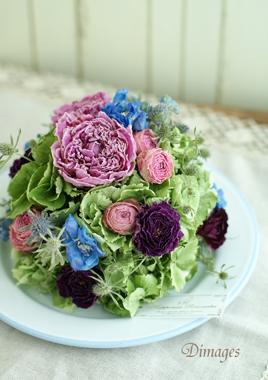 お花のサラダ♪ 更新しました♪_d0167088_2292314.jpg