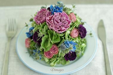 お花のサラダ♪ 更新しました♪_d0167088_229829.jpg
