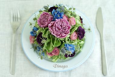 お花のサラダ♪ 更新しました♪_d0167088_231486.jpg