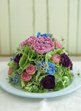 お花のサラダ♪ 更新しました♪_d0167088_232566.jpg