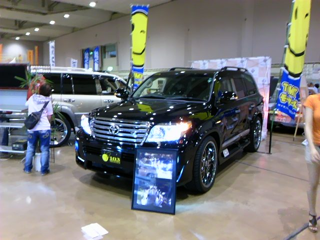 さあ 札幌カスタムカーショーはじまるよー_b0127002_109163.jpg