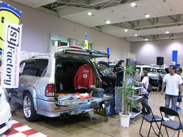 さあ 札幌カスタムカーショーはじまるよー_b0127002_109197.jpg