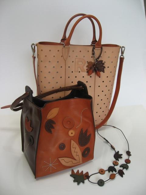 2012/8/29-9/3 RURI\'S BAG Hand work Leather展_e0091712_20212937.jpg