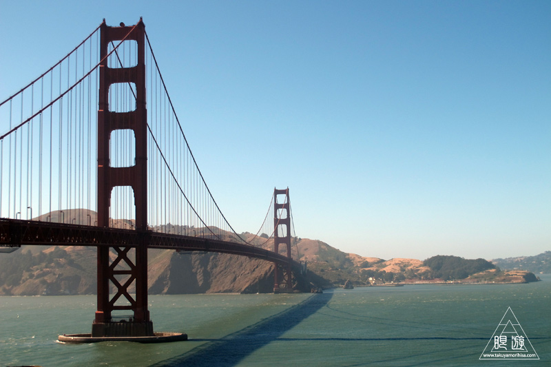 242 Golden Gate Bridge ~愛しのハチドリ~_c0211532_1920097.jpg