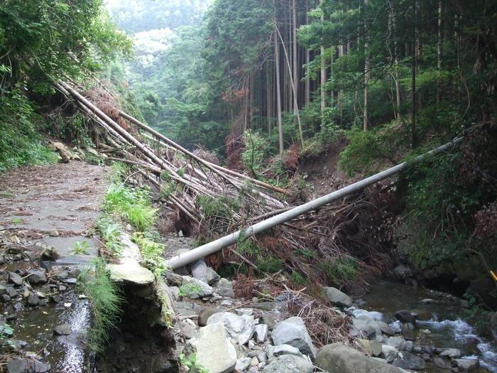 アマゴ釣り@富士川支流_e0213248_2245372.jpg