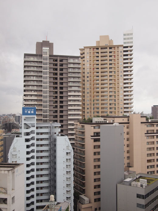 名古屋のホテルから見える景色_b0015157_15361874.jpg