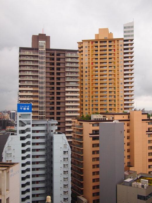 名古屋のホテルから見える景色_b0015157_15371875.jpg